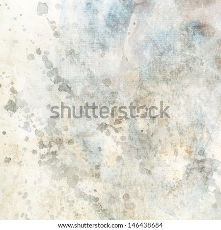 indifferent organic artistic structures, background, on canvas - stock photo