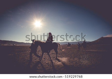 indonesia equestrian Mount Bromo volcano indonesia