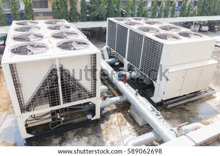 Air Conditioning Units Stock Images Royalty Free Images