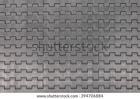 Industrial conveying belt texture as background - stock photo