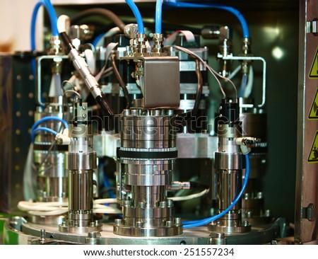 industrial equipment. machine - stock photo