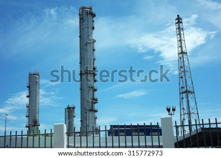 industrial site