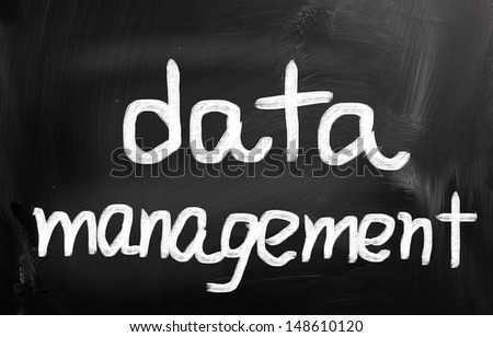 information technology concept - stock photo