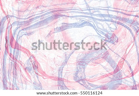 Ink marble texture. Abstract background.