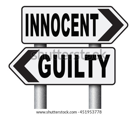 guilty or innocent Why not ask your client for leads that might work if the person were guilty innocent clients are generally the least helpful, because they often cannot tell.