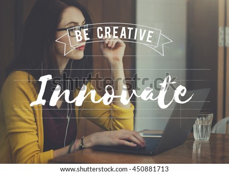 Innovate Creative Strategy Solution Design Concept