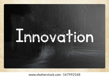 innovation concept - stock photo