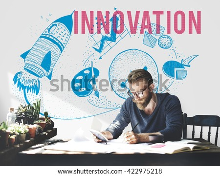 Innovation Ideas Creativity Imagination Light Bulb Concept