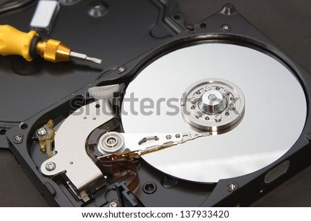 Recover data from inaccessible hard drive