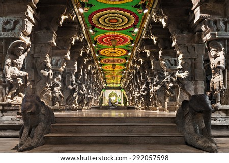 Image Gallery hinduism temple inside