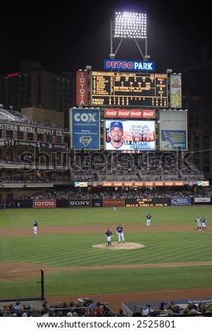 Petco Park Stock Images Royalty Free Images Vectors