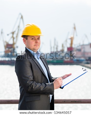 inspector will record the port of embarkation for the notepad