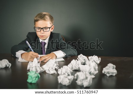 essay stock images royalty images vectors shutterstock inspired school boy writing essay or exam