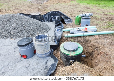 Septic Tank Stock Images Royalty Free Images Amp Vectors