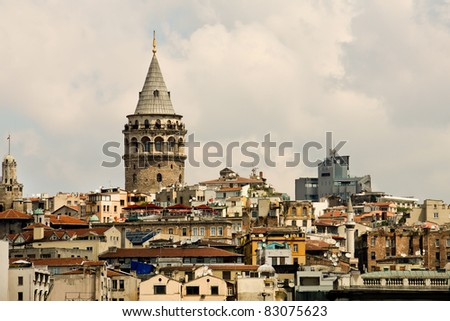 Instambul. View of the city