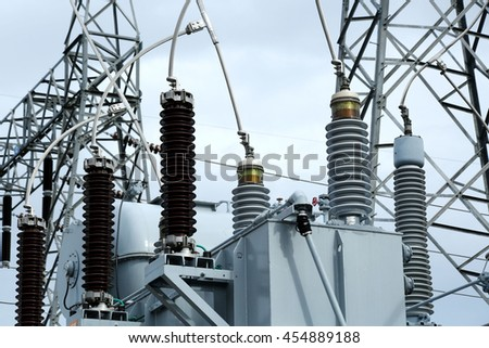 Insulation and switches - Components of the transformer