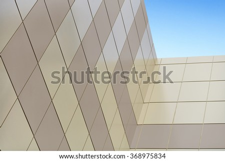 Insulation of walls, building cladding composite panels, resource conservation, building facade, wall skyscraper, insulation of facades, building material, building facing work.