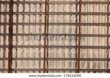 insulation roof structure