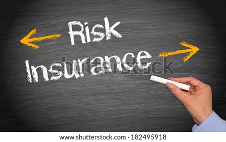 Insurance and Risk - stock photo