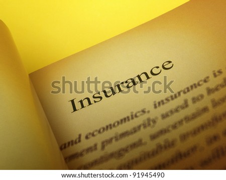 Insurance definition