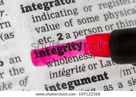 Infographic Ideas infographic definition of integrity : Data Integrity Stock Photos, Royalty-Free Images & Vectors ...