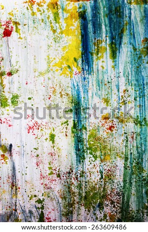 Interesting Backgrounds Or Spring Abstract Background
