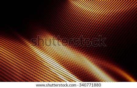 Interesting contrast geometric abstraction of black, red and gold.  It contains elements of the checkered flag, suitable for design of the categories of speed, racing, rally, sports - stock photo