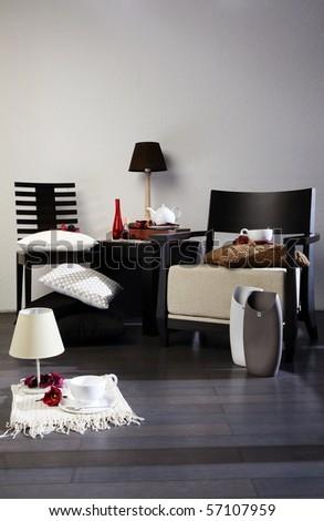 interior - stock photo