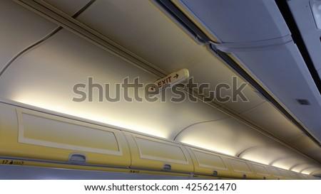 interior air - stock photo