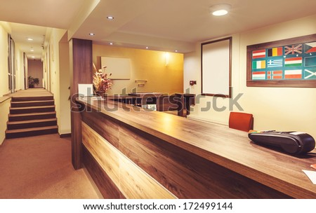 Hotel Lobby Stock Images RoyaltyFree Images Vectors Shutterstock
