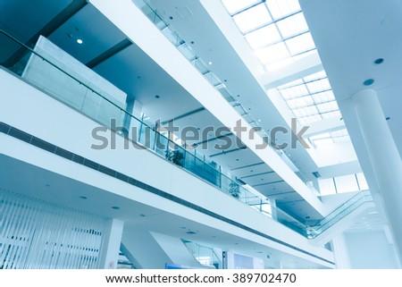Interior Architecture - stock photo