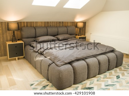Bad room stock images royalty free images vectors for Bad design for bedroom