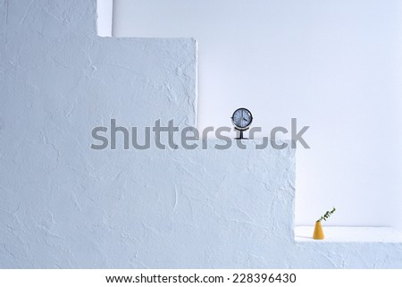 interior design for modern life style - stock photo