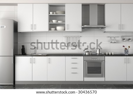 Kitchen Wall Background stock images similar to id 12007861 - kitchen wall background