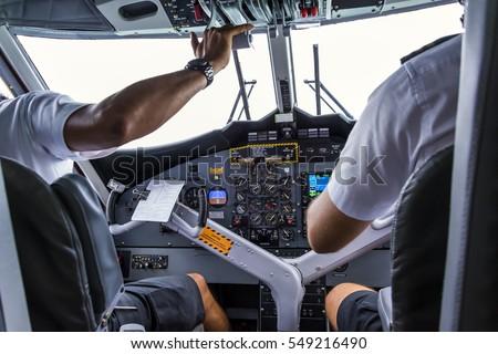 Sky Whale Plane Interior