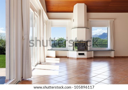 interior home,view of room with fireplace