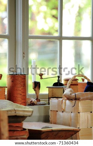 Swedish House Interior Stock Images, Royalty-Free Images & Vectors ...