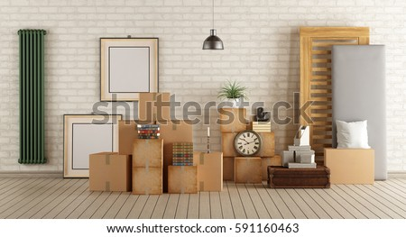 Home Furniture Movers Concept Interior Moving Stock Images Royaltyfree Images & Vectors  Shutterstock