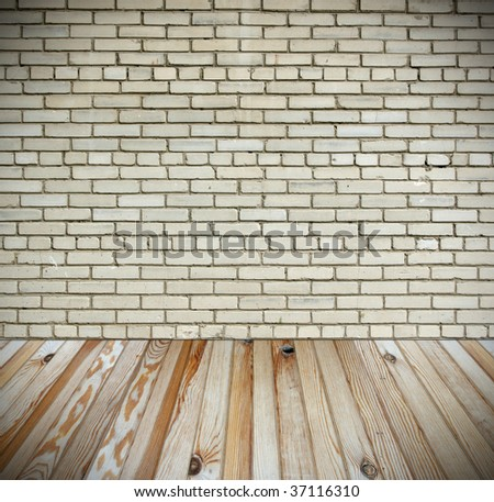 interior of a house - stock photo