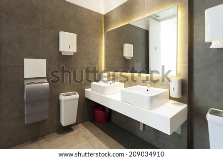 public bathroom stock images, royalty-free images & vectors