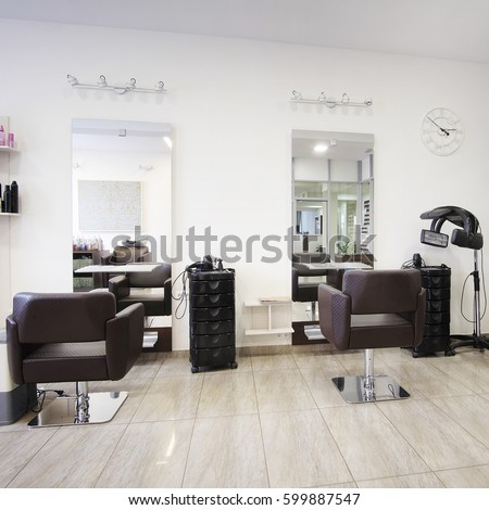 Salon stock images royalty free images vectors for Photo salon moderne