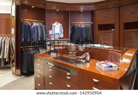 New Clothes Store Design by MAPT - Modern Classic Interior