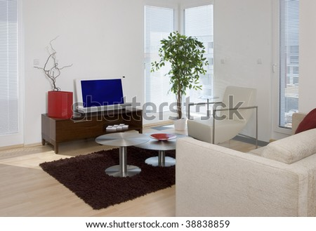 interior of living-room