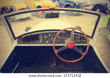 vintage race car stock photos royalty free images vectors shutterstock. Black Bedroom Furniture Sets. Home Design Ideas