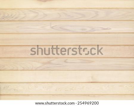 Interior wooden wall - stock photo