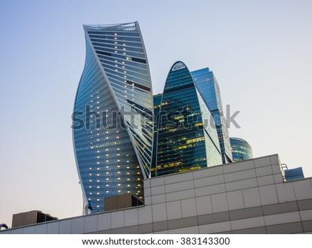 "International Business Center ""Moscow City"""