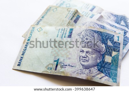International Currency, Asian Bank Note.