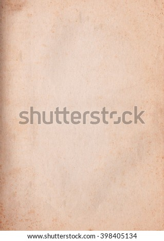 International paper size - Light brown and beige retro style paper background