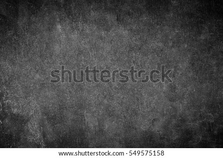 International School blackboard textured concepts advertisement wallpaper, education graphic brochure. Empty writing blank used backgrounds schoolchild reality project Back to school term.