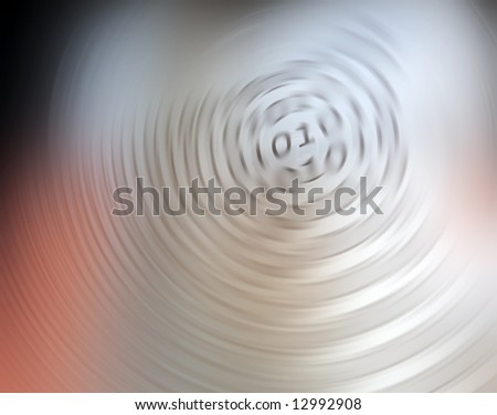 Internet conceptual background image of spinning numbers